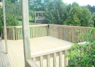Pine Deck